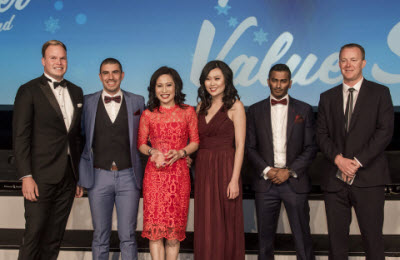reiwa.com Awards recognise WA real estate's best and brightest