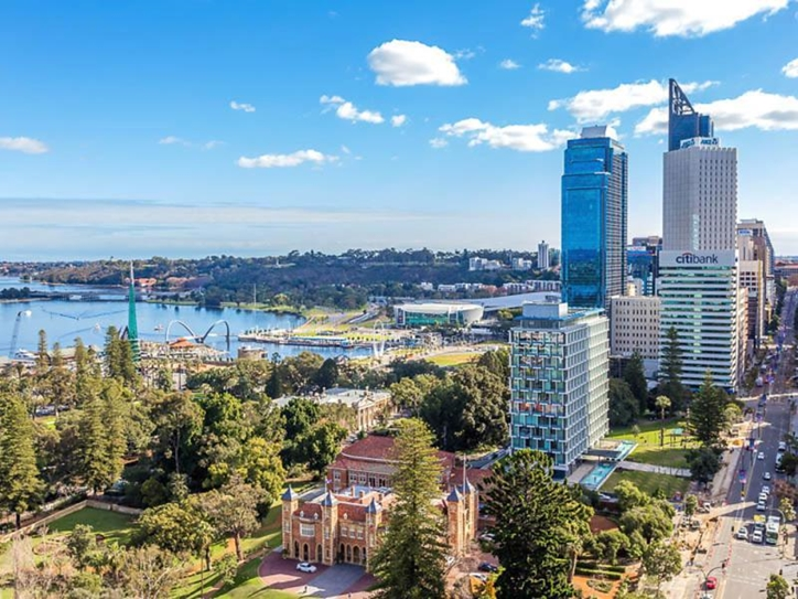 Perth's CBD buildings: Who owns our city?