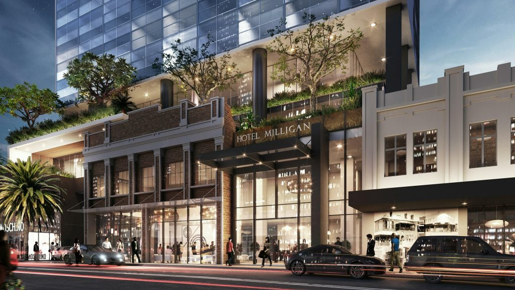 $180m twin tower ready for tick in city's west end
