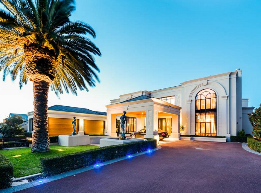 Over 10% of house sales in Perth now sell above $1 million